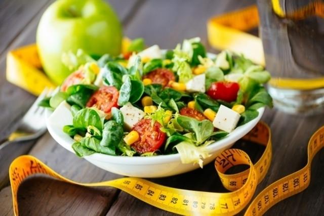 Dieta de ensalada