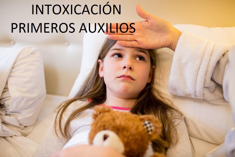 Intoxicación Primeros Auxilios